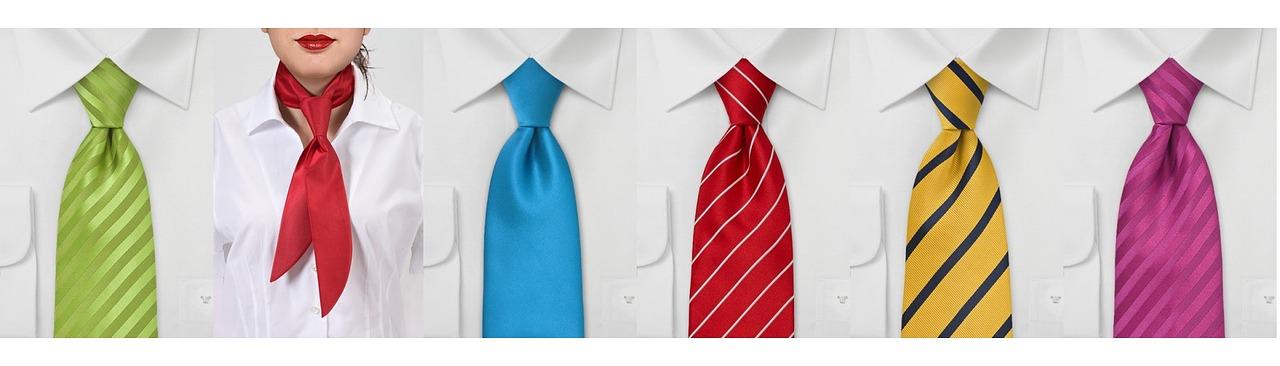 חולצות ועניבות