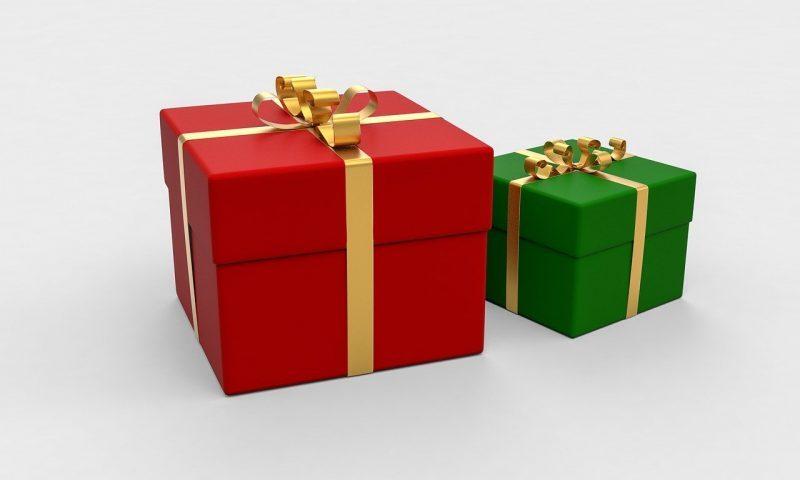 מתנה גדולה ומתנה קטנה