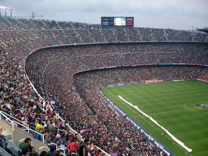 אצטדיון מלא